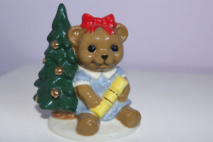 """Wade - """"ANNABEL WAITING FOR CHRISTMAS 1998 - OIWCC - Limited Edition of 2000"""