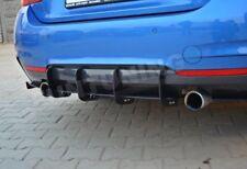 BMW f32 DIFFUSORE POSTERIORE SPORT M Pacchetto f33 f36 435 DIFFUSORE POSTERIORE Grembiule approccio posteriore