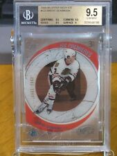BRENT SEABROOK 2005-06 Upper Deck Ice Premieres /1999  BGS 9.5 Rookie Card #123