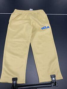 Boys NCAA UCLA Bruins Toddler 4 Months Lounge/Sleep Pants Small (4) Final Four