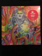 Black Moth Super Rainbow/Ariel Pink – Mr No One/Willing & Able/Bogalusa 7″ vinyl