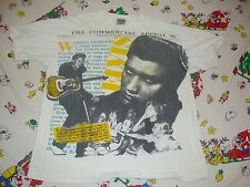 Vintage 90's ELVIS PRESLEY All Over Print Rare Memphis T Shirt Adult Size XL