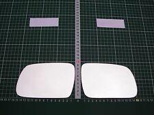 Außenspiegel Spiegelglas Ersatzglas Peugeot 307 ab 2001-08 Li oder Re sph konvex