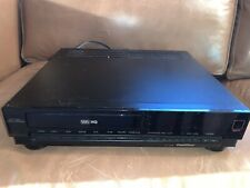 Goldstar GHV-1905M 4 Head VCR/VHS Player/Recorder Tested