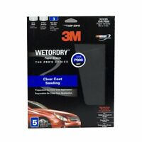 "3m 32035 Imperial Wetordry 9"" X 11"" Sheet - 5 Sheets Per Pack"