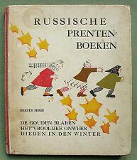 Russian Avant-Garde Children's Book 1929: Gurian / Pokrowsi, Afanashev; Dutch