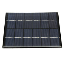 Mini 6V 2W DIY Solar Panel Module For Light Battery Cell Phone Charger 330m F9J8