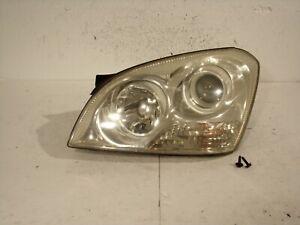 07 08 2007 2008 KIA OPTIMA DRIVER SIDE LEFT HEADLIGHT LAMP LENS ASSEMBLY #11033