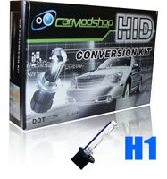 H1 Xenon Hid Conversion Kit Set Pair Spare Part Replacement Slim For Nissan