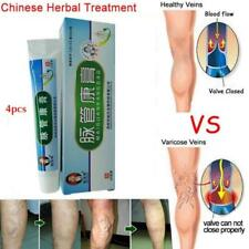 4X Medical Varicose Veins Treatment Leg Acid Bilges Itching Bad Lumps Cream 20g
