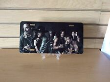 The Walking Dead Vanity Novelty license plate Made In The U.S.A.