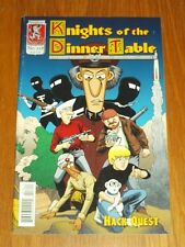 KNIGHTS OF THE DINNER TABLE #218 KENZER AND COMPANY COMICS MARCH 2015 VF (8.0)
