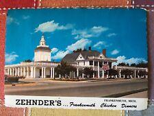 Zehnder's Restaurant, Frankenmuth, Michigan