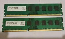 16GB Arbeitsspeicher ((2x8GB) DDR3 1600 Mhz