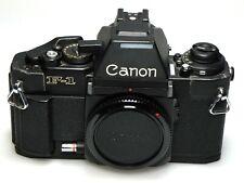 Canon F-1 NEW SLR Camera