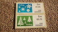 2015 IRELAND POST MINT STAMPS, IRELAND CHRISTMAS ISSUE PAIR OF STAMPS MNH