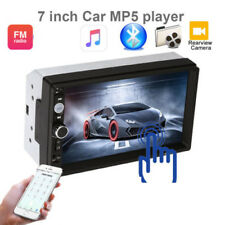 7'' 2 DIN HD Auto Radio MP5 MP3 Media Player Stereo BT USB/FM/AUX Touch Screen