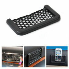 2pcs Universal Car Seat Side Back Pocket Organizer Phone Holder Storage Net Bag