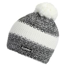 EIsbär Styler Pompon Mütze weiß