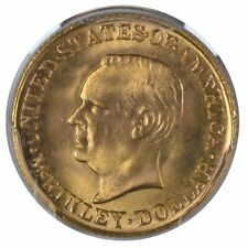 1916 McKinley Gold Commemorative $1 PCGS MS65