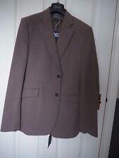 CoSTUME National Homme Mens Beige Cotton Suit Size EU 48 (UK 38) RRP £640