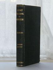 G F Gibberd - Short Textbook of Midwifery 1947 Edition