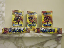 Wolverine From Then Til Now II Trading Cards By Comic Images 1992 Sealed NIB