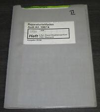 Werkstatthandbuch Audi A3 8L 4 Zylinder Diesel Direkteinspritzer TDI Mechanik