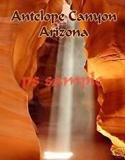 Arizona - ANTELOPE CANYON #2 - Travel Souvenir Magnet