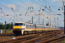 543086 BR Class 91 Electric Near Alexandra Palace London UK A4 Photo Print