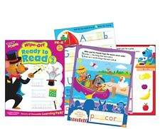 Ready to Read Level 2 Wipe Off Educational Activity Book