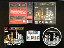 Checkmate 2 Echecs PS1-PS2-PS3 Sony Playstation PAL FR