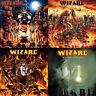 WIZARD - 4CD Remastered Bundle Special Christmas Offer True German Heavy Metal
