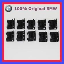 10 x ORIGINAL BMW E30 M Tecnología 2 klammstücke Faldón EXCEPTO CABRIO