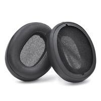 Flexible Soft Earpads Memory Foam Ear Cushion Cover for Sony WH-XB900N Headphone