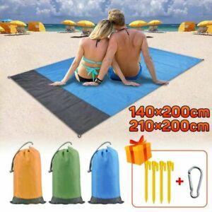 Outdoor Camping Beach Blanket Picnic blanket Waterproof Sand Proof Beach Mat Rug