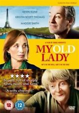 My Old Lady 5021866735306 With Maggie Smith DVD Region 2