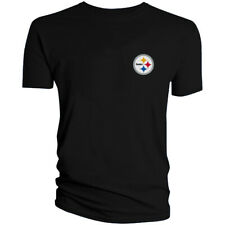 Pittsburgh Steelers T-Shirt Graphic Men Cotton PIT Chest