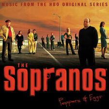 RSD 20th Anniv The Sopranos Peppers & Eggs Soundtrack Prozac Booze LP