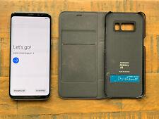 Samsung Galaxy S8 SM-G950 - 64GB - Coral Blue (Unlocked)