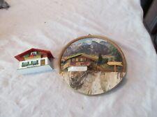OBERAMMERGAU , Germany ,Viewer ( Multi/Varied Photos)  & Plate (Photo Match)