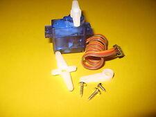Mini servo sg 90 9g 1,58 kg/6v pour FUTABA GRAUPNER HITEC MPX