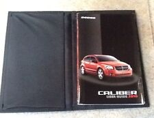 2010 10 Dodge CALIBER User Guide
