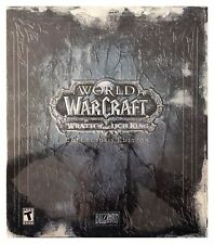 World of Warcraft: Wrath of the Lich King Collector's Edition (PC/MAC) SEALED