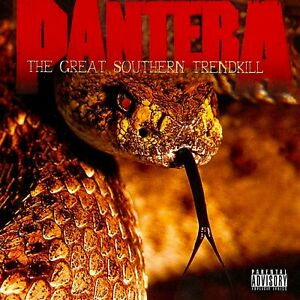 PANTERA The Great Southern Trendkill BANNER HUGE 4X4 Ft Fabric Poster Tapestry