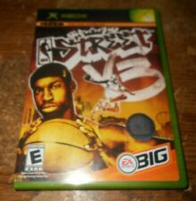 xbox 2005 street v3 game in very good shape used