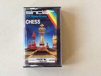 Chess - ZX Spectrum cassette