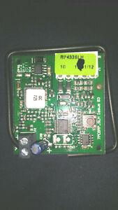 7PCBRP_SLH Issue 03 ricevente faac per telecomandi bianchi 787007 1-XT2433SLHLR