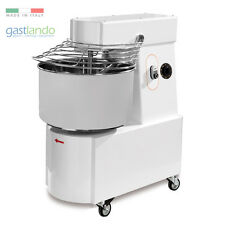 Dough Kneading Machine Pizza Dough Mixer 22 Liter 400 V New Gastlando