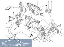 Maserati Ghibli Quattroporte Front Lower Control Arm Right Side